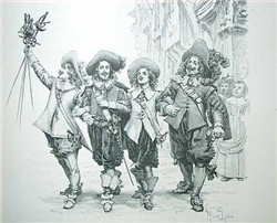 124-03.The Three Musketeers