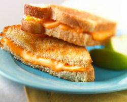 MDF-113-3.grilled cheese sandwich