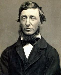 MDF-420-5.Henry David Thoreau